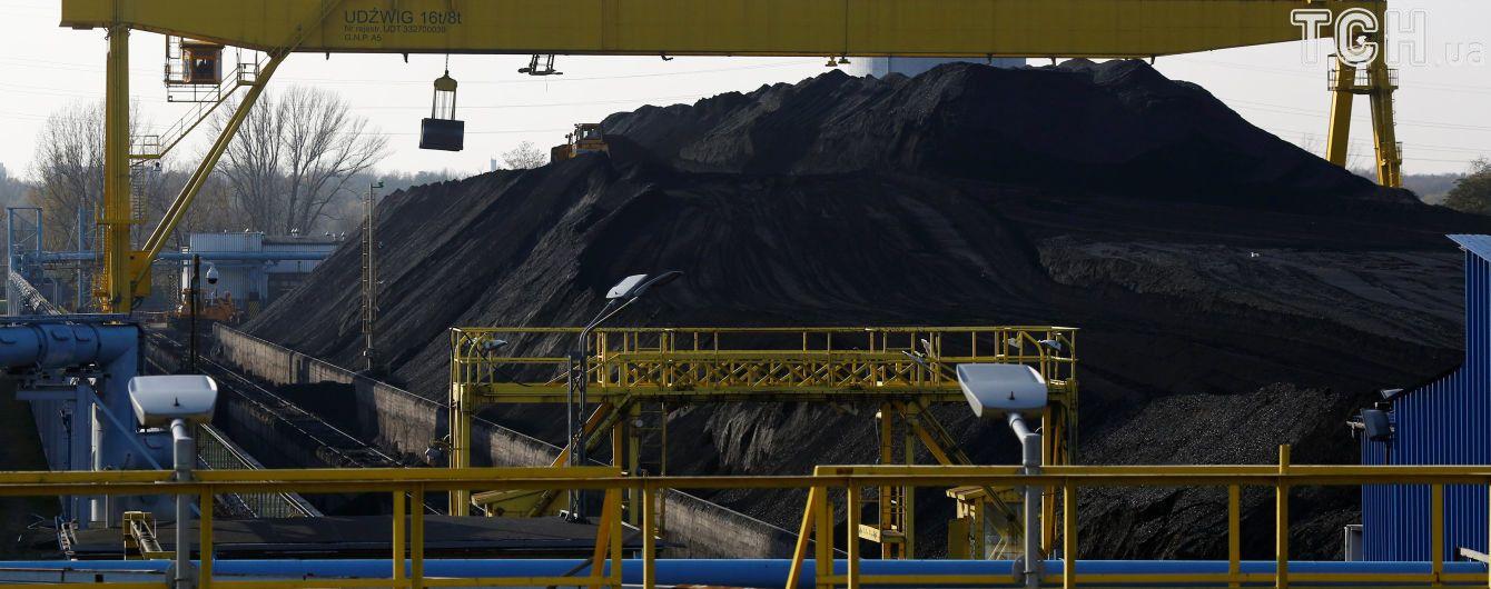 Росія стала лідером з постачання вугілля в Україну в 2017 році