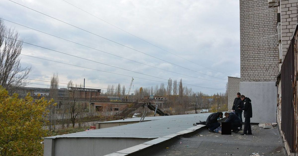 @ Facebook/Полиция Николаевской области