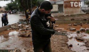 У Греції внаслідок сильної повені загинули 15 людей, кілька десятків травмовані