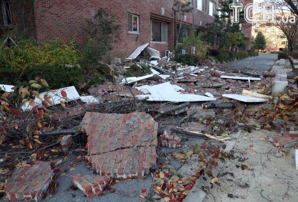 У кількох країнах сталися землетруси