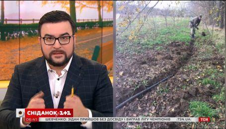 На Буковине обнаружили нелегальный спиртопровод из Молдовы в Украину