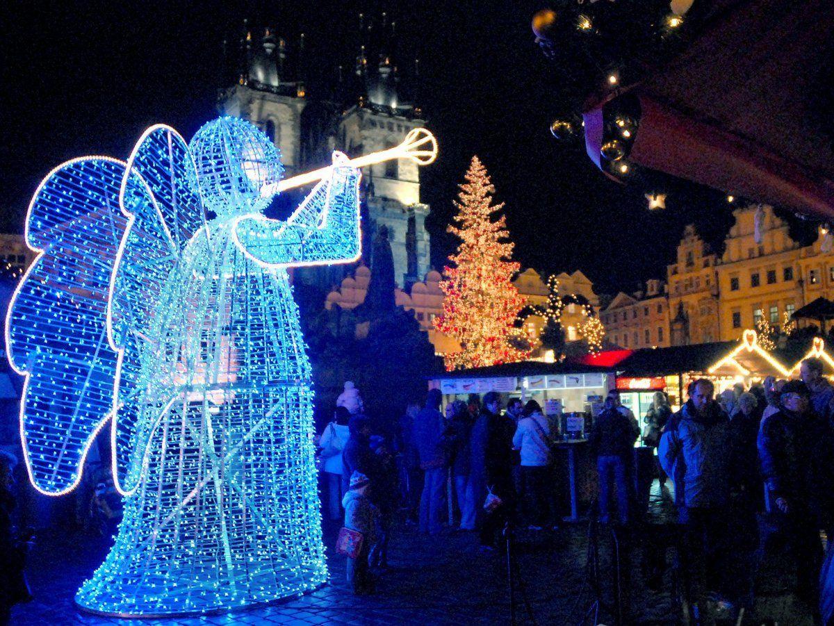 Чехія, Прага, Новий рік, Різдво_2