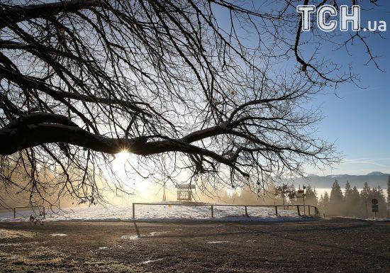 В Україні пануватимуть морози. Прогноз до 25 лютого