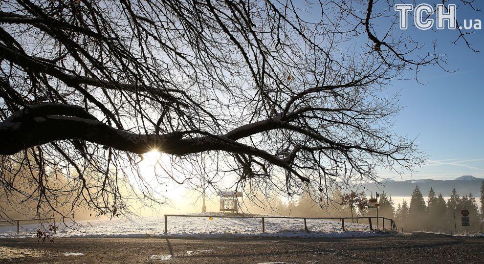 В Украине будут господствовать морозы. Прогноз до 25 февраля