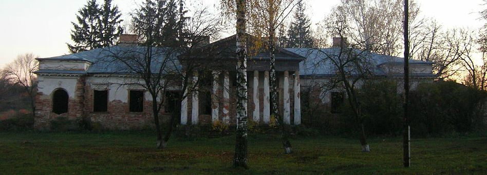 Палац Тора Ланге, село Нападіївка