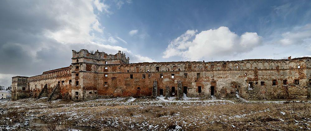 Замок Острозьких, Старе Село
