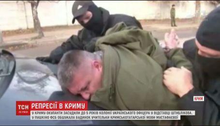 Окупанти у Криму посадили аналітика експертного центру через підозри у шпигунстві