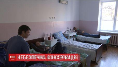 В Кировоградской области в реанимацию попали больные ботулизмом железнодорожники