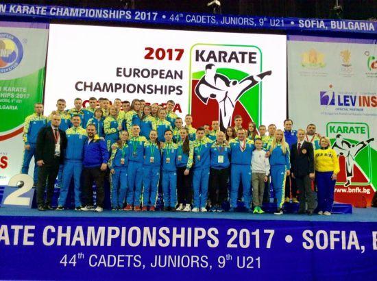 Українські каратисти не поїдуть на чемпіонат Європи в Росію