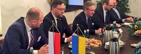 В Кракове в тайном режиме состоялись переговоры относительно будущего отношений Украины и Польши