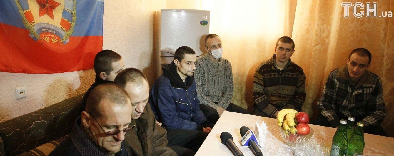 """В """"ДНР"""" заявили о согласовании в Минске списков на обмен пленными"""