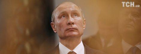 """За останні два дні Путіна хотіли """"підірвати"""" у Петербурзі майже 60 разів"""