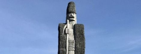 Памятник чабану в Одесской области попал в Книгу Гиннесса меньше чем за год после установления
