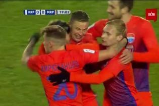 Карпати - Маріуполь - 0:1. Відео голу Болбата