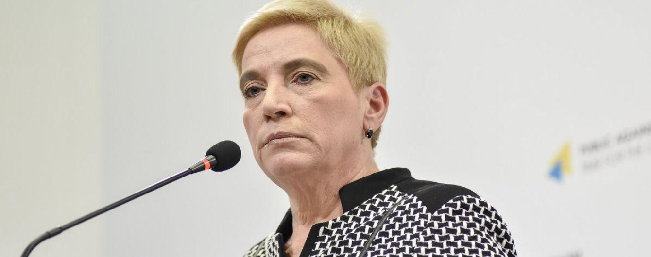 В НАЗК отказались обнародовать документы об увольнении Соломатиной