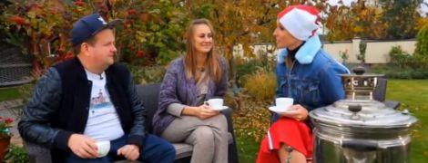 """Собственный огород, фонтан и олени: Солист """"ТІК"""" Бронюк показал свой уютный особняк в центре Винницы"""