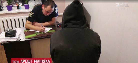 Під Харковом на місці злочину заскочили педофіла-ґвалтівника
