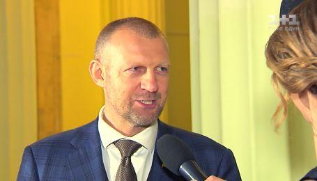 Депутат Андрій Тетерук згадав, як танцював вальс студентом