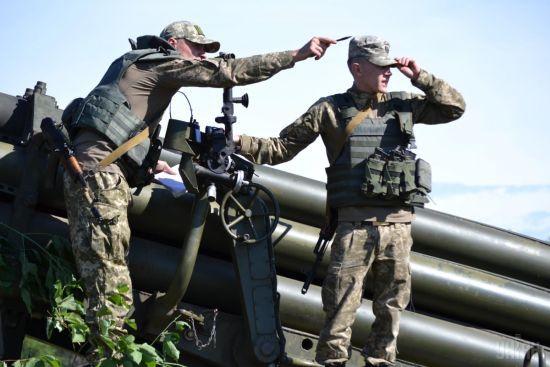 Ситуація у зоні АТО загострюється: четверо військових госпіталізовані. Хроніка АТО