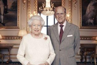 В Лондоне в больницу попал муж королевы Елизаветы II