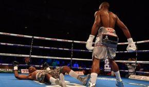В боксе случился самый быстрый нокаут в истории титульного поединка