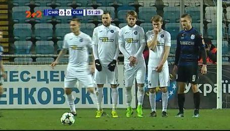 Чорноморець - Олімпік - 2:1. Відео-аналіз матчу