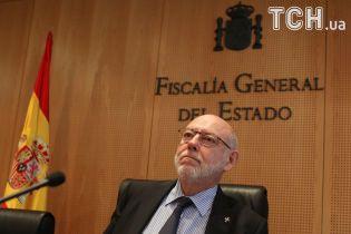 В Аргентині раптово помер іспанський генпрокурор, який активно виступав проти каталонських сепаратистів