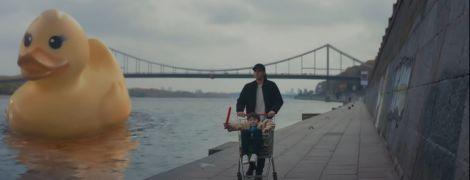 Известный французский рэпер снял зрелищный клип в Киеве