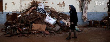 Вбивча повінь у Греції: кількість жертв знову зросла