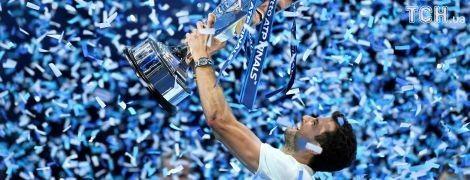 Дімітров став першим за 19 років дебютантом, який виграв Підсумковий турнір ATP
