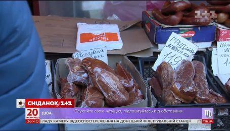 """Обережно, отруєння: """"Сніданок"""" провів рейд на львівському привокзальному ринку"""