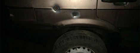 У Дніпрі водій авто на євробляхах розстріляв чотирьох чоловіків на стоянці