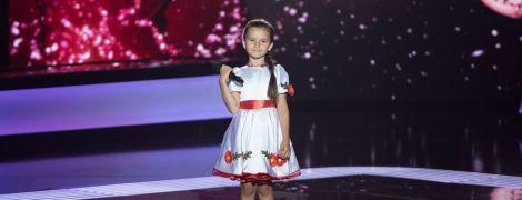"""Дочь победителя """"Голосу країни-7"""" отца Александра спела на """"Голосі.Діти"""""""
