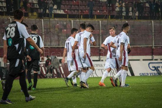 У Румунії футбольний матч завершився з рахунком 26:1
