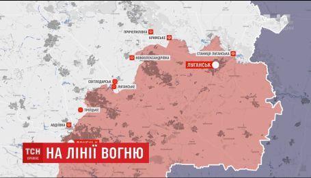 Небойові втрати: біля Донецька троє військових загинули через несправну піч