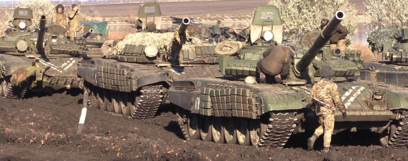 38 обстрелов от боевиков. Сутки в зоне АТО