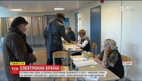Электронная страна: как эстонцы уверенно выбирают власть, не вставая с дивана