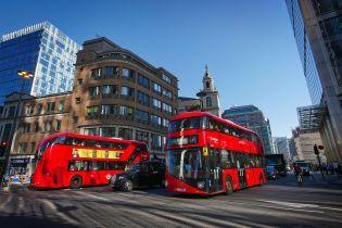 У Лондоні автобуси замість бензину будуть їздити на пальному з кавових відходів