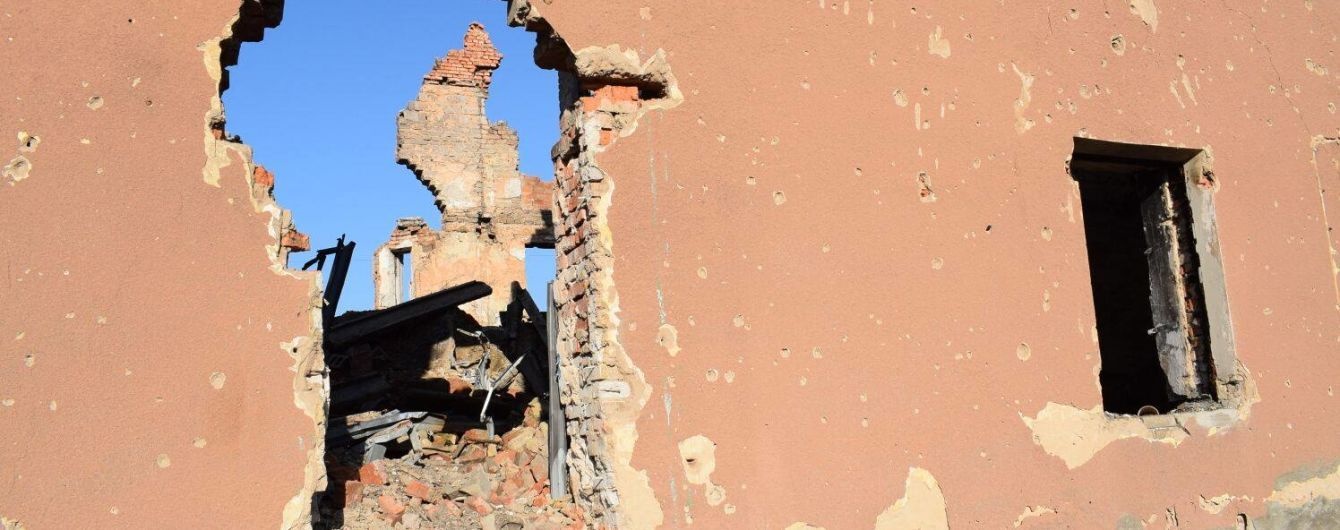 На Донбассе боевики били из гранатометов и минометов. Хроника АТО