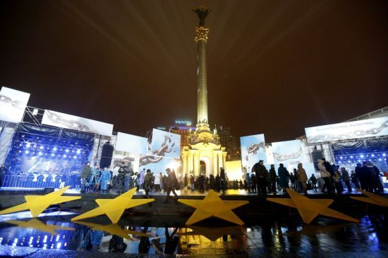 Україна відзначає День гідності та свободи: у центрі Києва обмежили рух транспорту