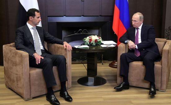 Путін заявив про завершення військової операції у Сирії