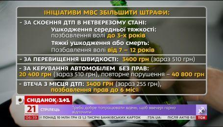 С нового года в Украине вступают в силу новые правила дорожного движения