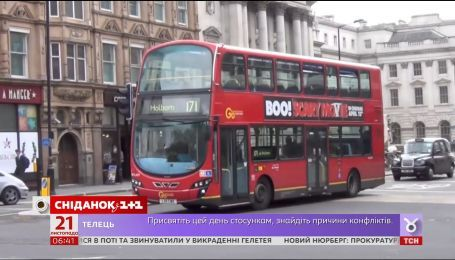 У Лондоні придумали, як використовувати каву для заправки автобусів