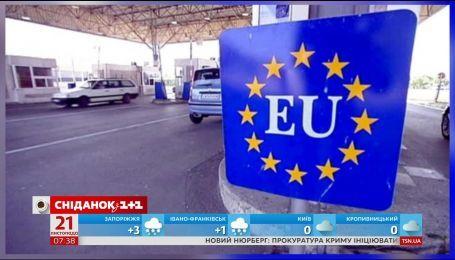 Европа вводит новые правила для пересечения Шенгенской зоны