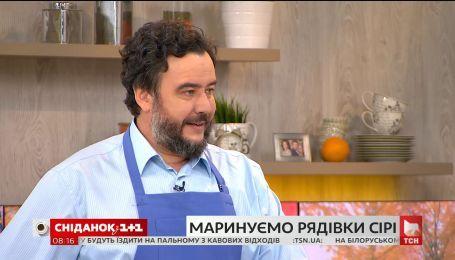 Обзор главных спортивных событий и маринованные грибочки от Леонида Веселкова