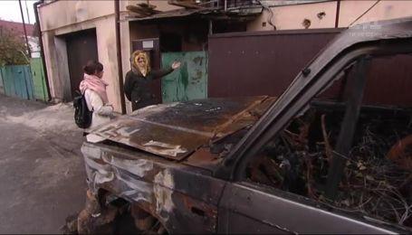 Підпалюють авто і виживають з будинків: як забудовники погрожують громадянам