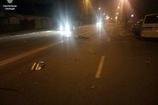 В Виннице произошло смертельное ДТП из-за собаки, которая выбежала на дорогу