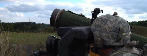 Держдеп США погодив продаж Грузії протитанкових ракетних комплексів Javelin