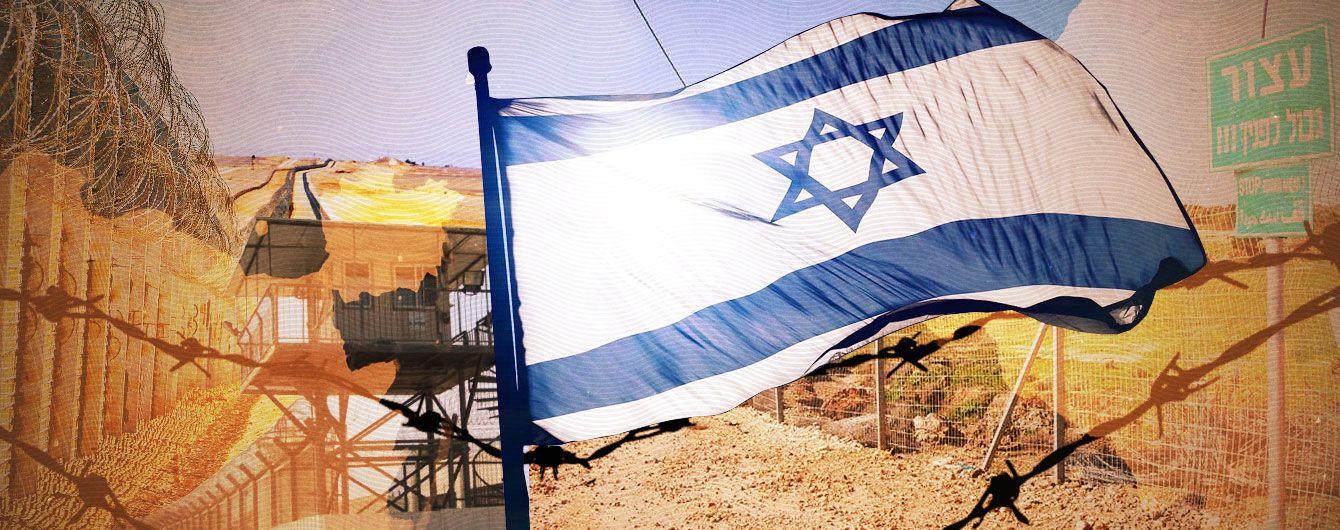 Израиль дважды за день обстрелял сектор Газа в ответ на провокации