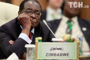 ЗМІ дізналися про компенсацію для Мугабе за відставку з поста президента Зімбабве